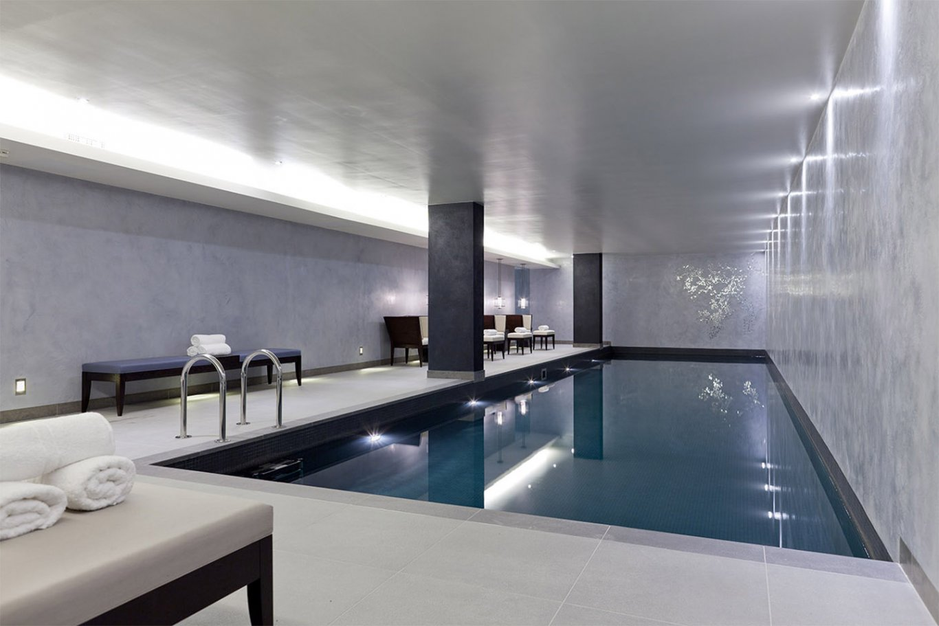 Basement conversion specialists in london cool basements for Basement swimming pool ideas